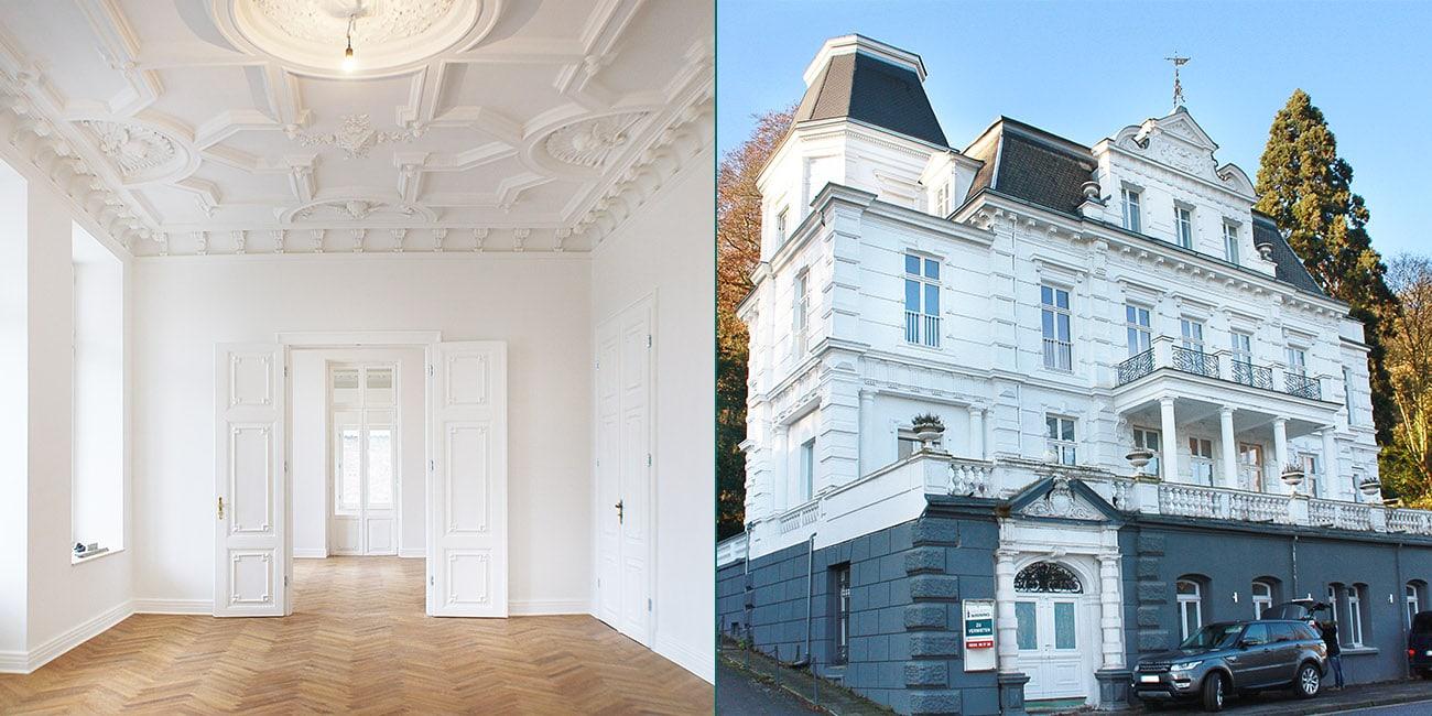 Villa Rolandseck EG