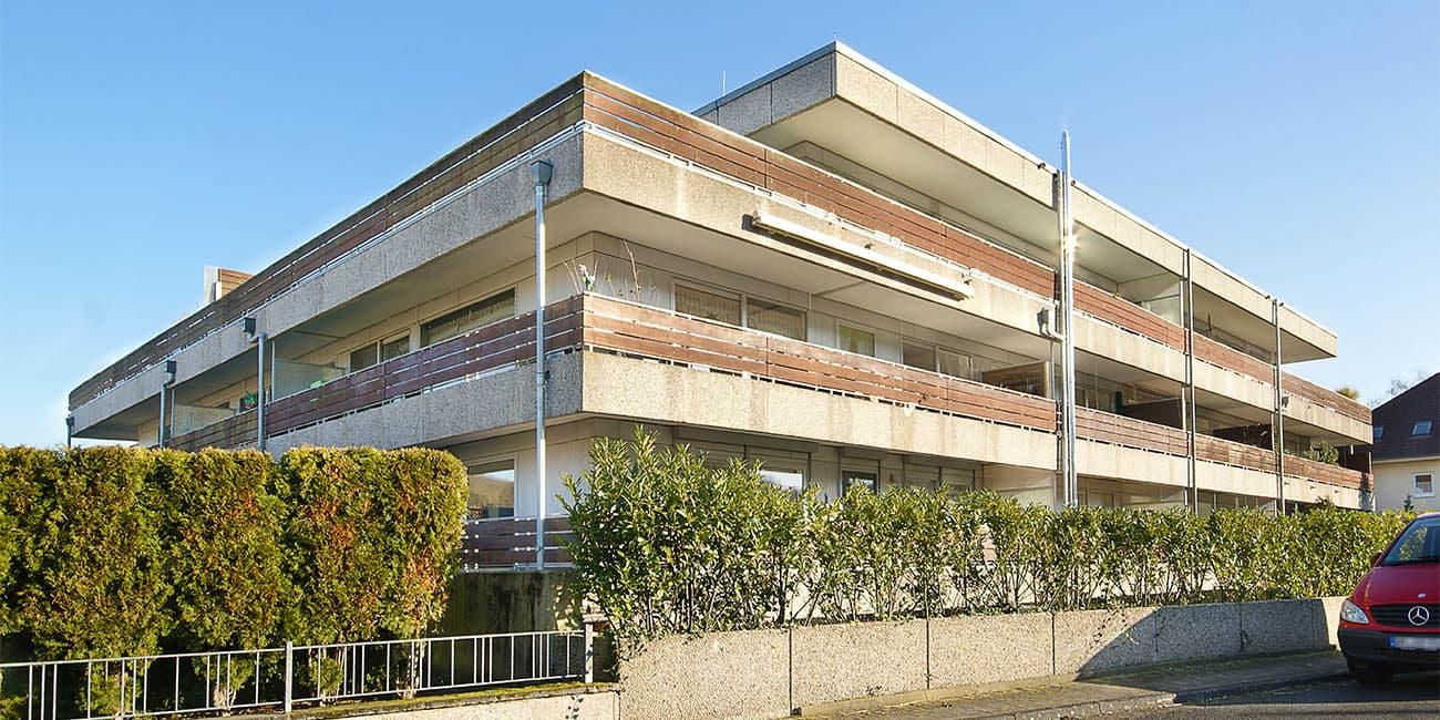 SLIDER Eigentumswohnung kaufen in Unkel Rheinland Pfalz Bad Honnef Rheinblick Balkonwohnung behindertengerecht Makler Immobilien Werning Immobilienmakler
