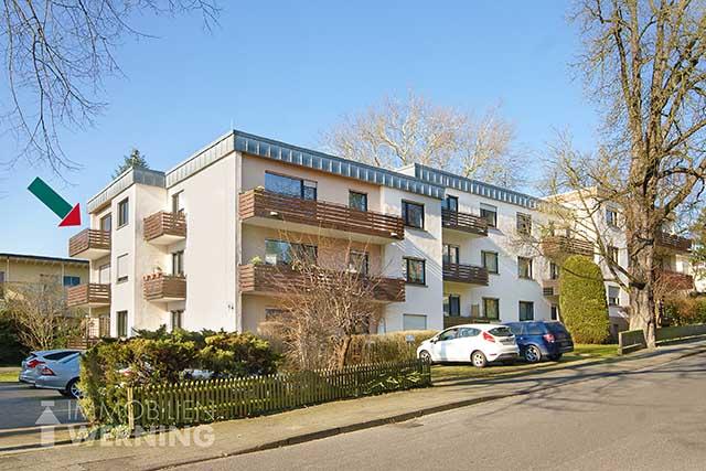Mietwohnung in Bad Honnef Innenstadt IUBH nahe Fachhochschule Immobilienmakler Immobilien Makler Provisionsfrei