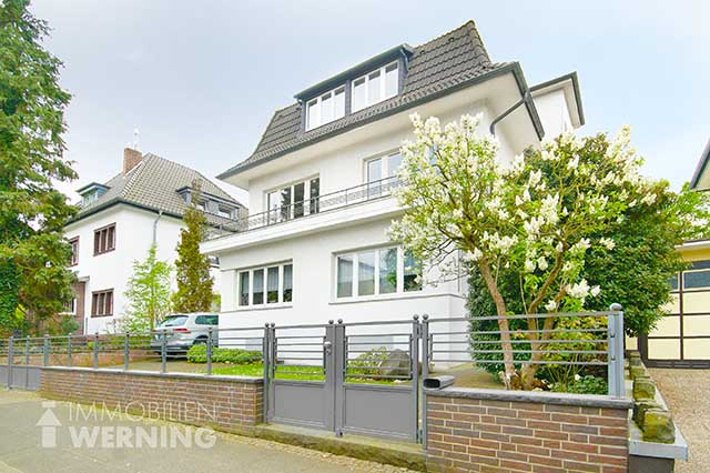 Vorschau Ref.Nr.: 8564 Villa kaufen Bad Godesberg Einfamilienhaus Plittersdorf EFH Bonn Immobilien Werning Makler Immobilienwerning Mehrgenerationenhaus