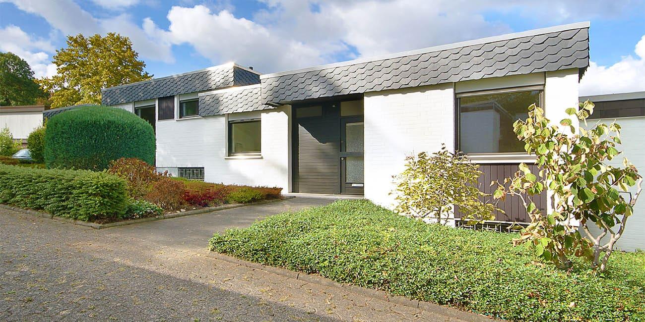 Einfamilienhaus kaufen in Bonn Duisburg Hardthöhe Hardtberg Immobilienmakler Immobilien Werning