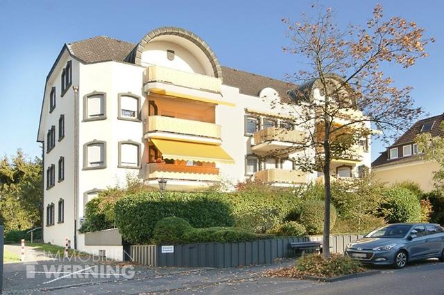 Wohnung mieten in Bad Honnef Immobilien Werning 2-Zimmer-Wohnung