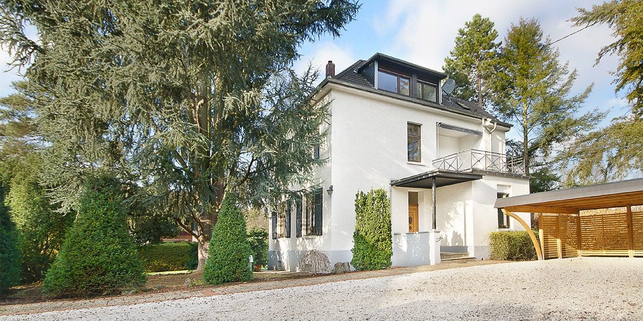 Haus Miete Rheinbreitbach Immobilien Werning Gründerzeitvilla Jugendstilvilla