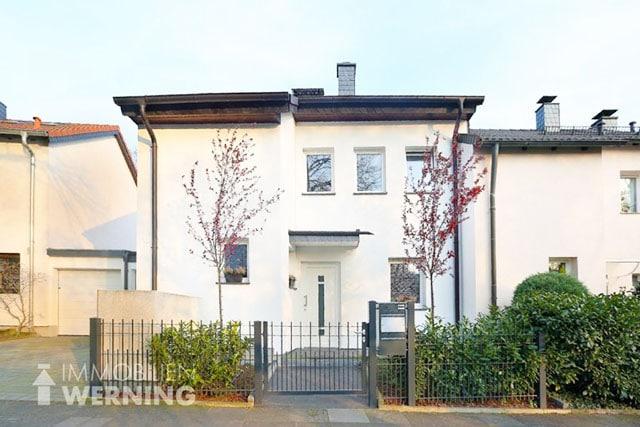 Einfamilienhaus in Bonn Beuel kaufen Immobilien Werning