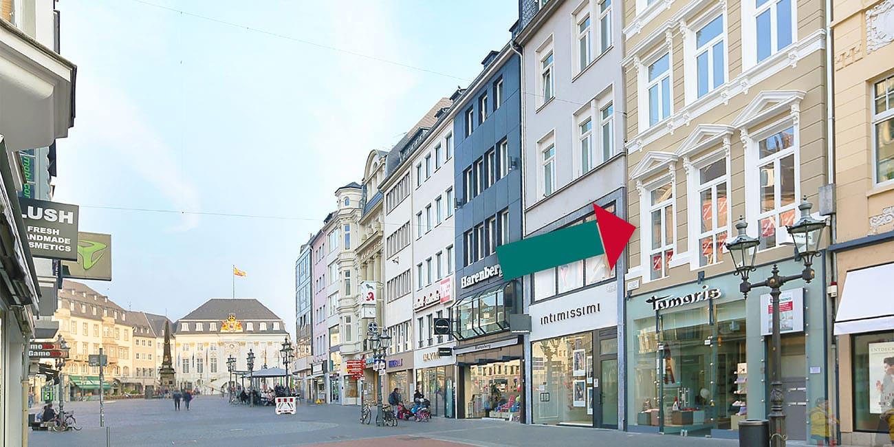 Büro in Bonn Innenstadt Mieten Immobilien Werning