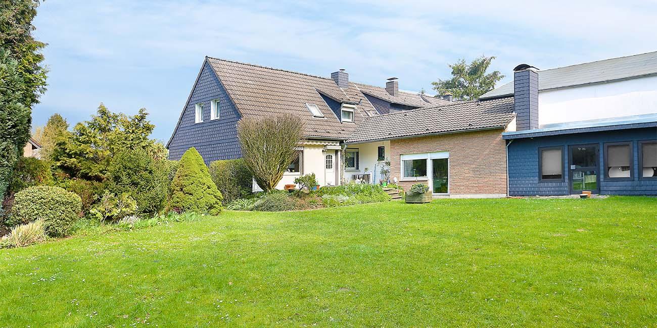 Einfamilienhaus in Köln kaufen Immobilien Werning