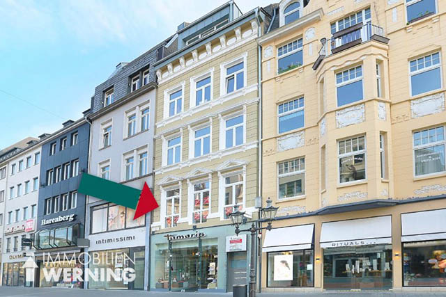 Büro mieten in Bonn Innenstadt Sternstraße Immobilien Werning
