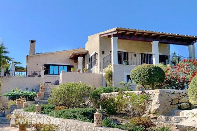 Einfamilienhaus kaufen auf Mallorca Immobilien Werning