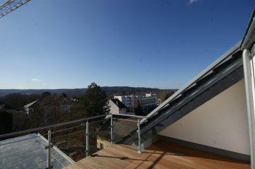 Erstbezug! Helle Maisonettewohnung mit großem Balkon in der Fußgängerzone von Bad Honnef 53604 Bad Honnef, Etagenwohnung